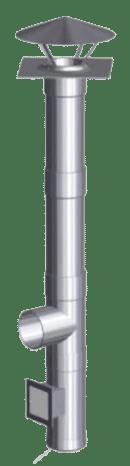 Wkłady kominowe typu kf